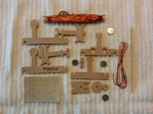 1 dinky motor parts